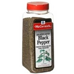 McCormick Shaker Ground Black Pepper