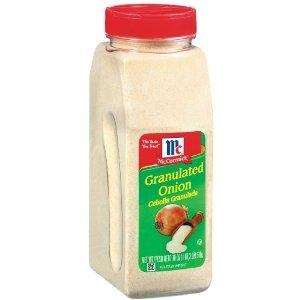 McCormick Granulated Onion | Spices | Gourmet Italian Food