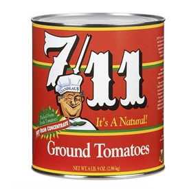 7/11 Ground Tomatoes