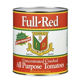 Full Red Concentrated Crushed Tomatoes