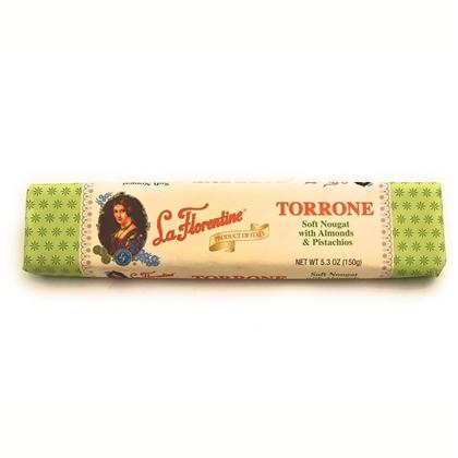 Pistachio Torrone Bar | Italian Candy | Gourmet Italian Food Store