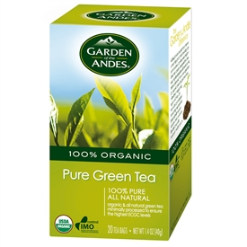 Organic Pure Green Tea