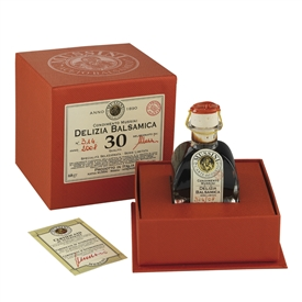 "30 Year ""Delizia"" Traditional Balsamic Vinegar of Modena"