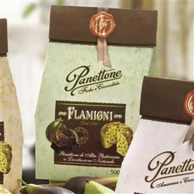 Flamigni Fig and Chocolate Panettone