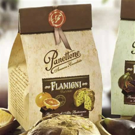 Flamigni Orange and Chocolate Panettone