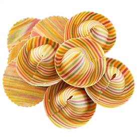 "Mexican Hats ""Sombreroni"" Colored Pasta"