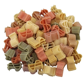 Dollar Symbols (Dollari) Colored Pasta