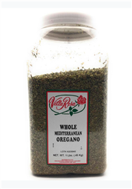 Villa Rosa Whole Oregano
