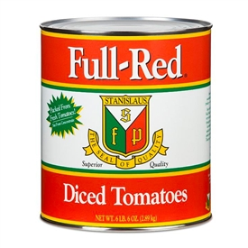 Full Red Diced Tomatoes