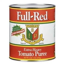 Full Red Tomato Puree