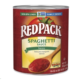 Red Pack Spaghetti Sauce