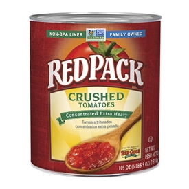 Red Pack Crushed Tomatoes