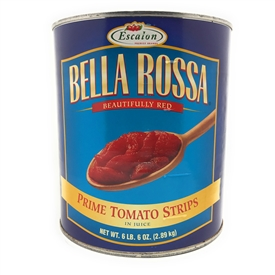 Bella Rossa Tomato Strips in Juice
