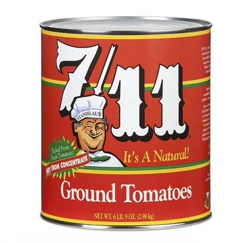 7 11 ground tomatoes tomatoes gourmet italian food