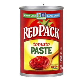 Red Pack Tomato Paste 12 oz.