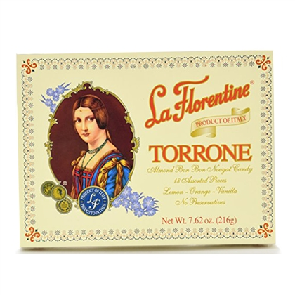 Chocolate Torrone, an easy Italian #Christmas #candy ... |Torrone Italian Candy With Fruit