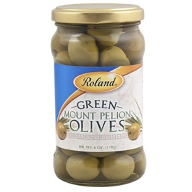 Greek Green Olives