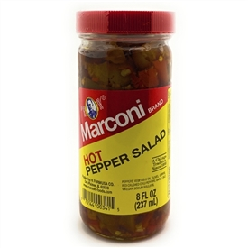 Marconi Hot Pepper Salad 8 oz.