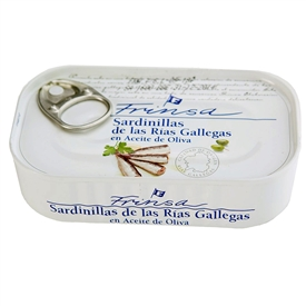Galician Sardines in Olive Oil