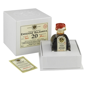 "20 Year ""Emozione"" Balsamic Vinegar"
