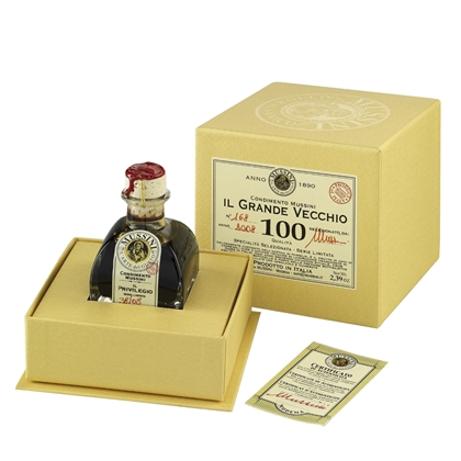 "100 Year ""Il Grande Vecchio"" Traditional Balsamic Vinegar"