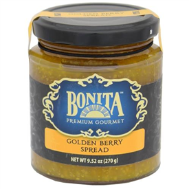Bonita Golden Berry Spread