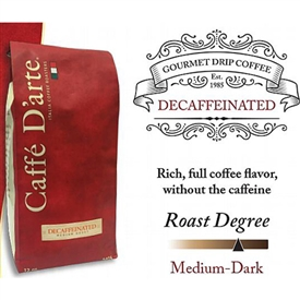 Caffe D'arte Decaffeinated