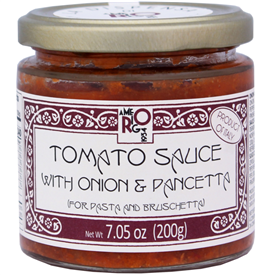 Amerigo Tomato Sauce with Onion & Pancetta