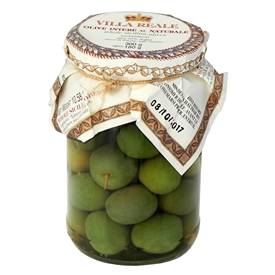 Castelvetrano Olives in Lemon Juice